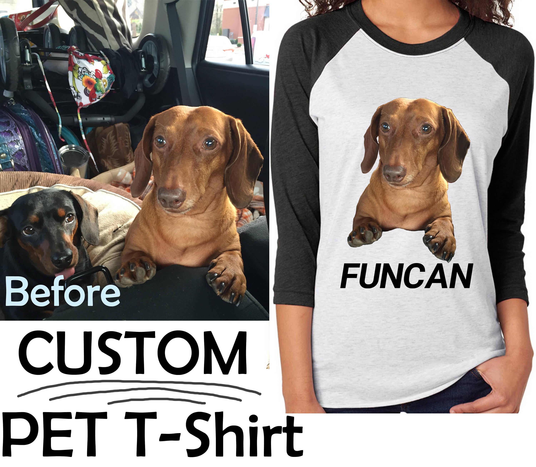 super service on wholesale 60% clearance Custom Printed T Shirts For Dogs | Azərbaycan Dillər ...