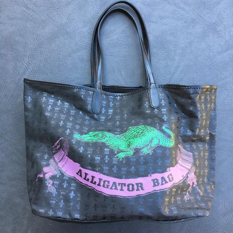 Alligator Bag JKC Tote image 0