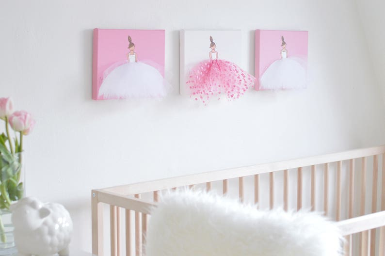 Baby Girl Nursery Decor image 0 ...