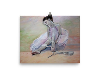 Poster: Little Dancer