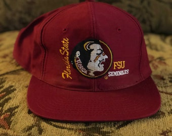 a96a7c376d330 Vintage florida state hat