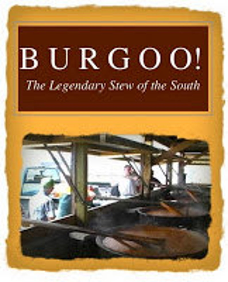 Burgoo: The Legendary Stew of the South image 0