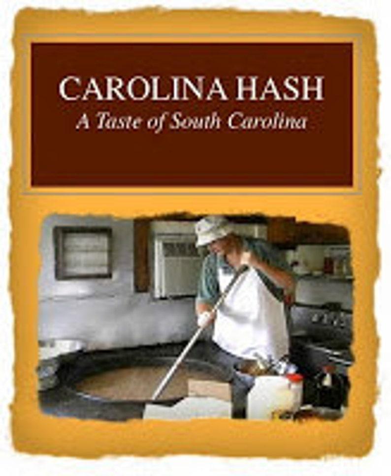 Carolina Hash: A Taste of South Carolina image 0