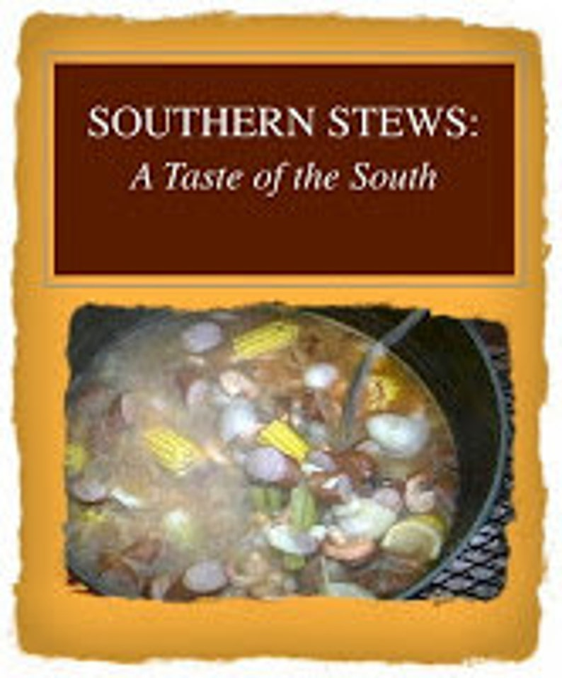 Southern Stews: A Taste of the South image 0