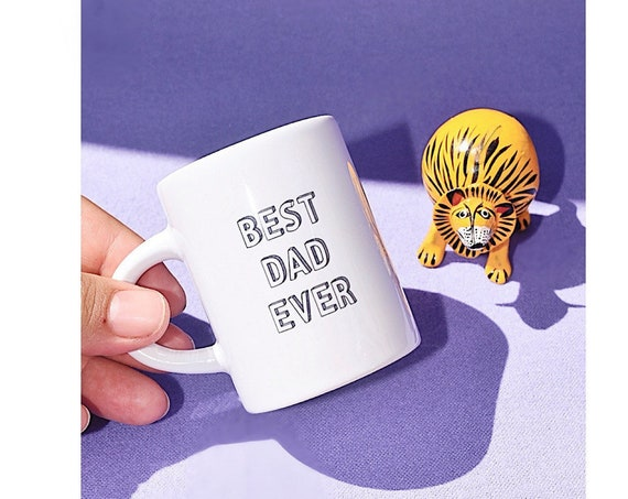 Mini Best Dad Ever- espresso mug