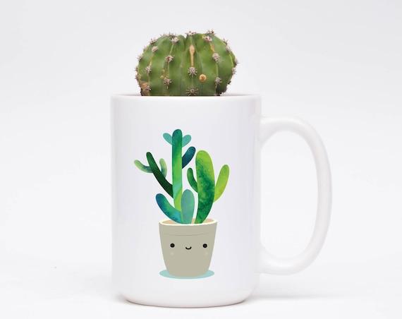 Cool Cactus Mug
