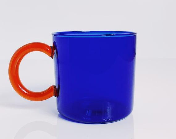 Sapphire mug.