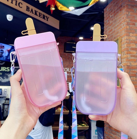 Popsicle water bottle for kids & adults too!