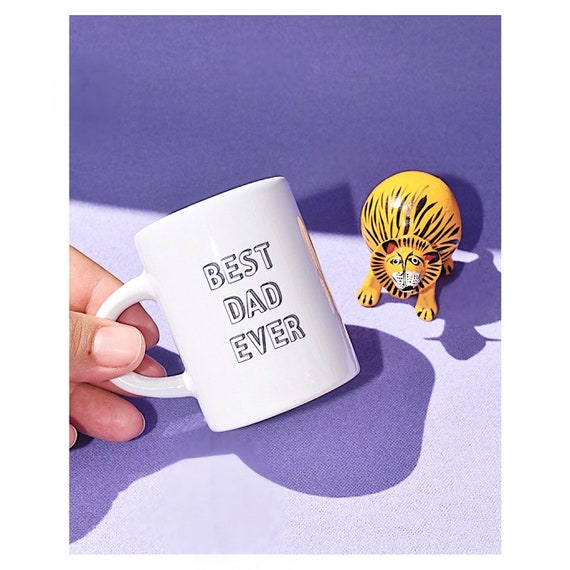 Mini Best Dad Ever- espresso mug