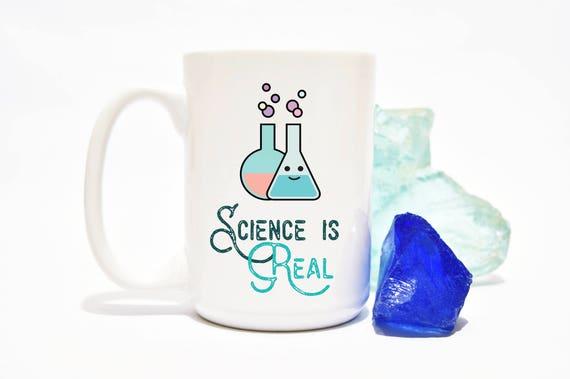 Science mug