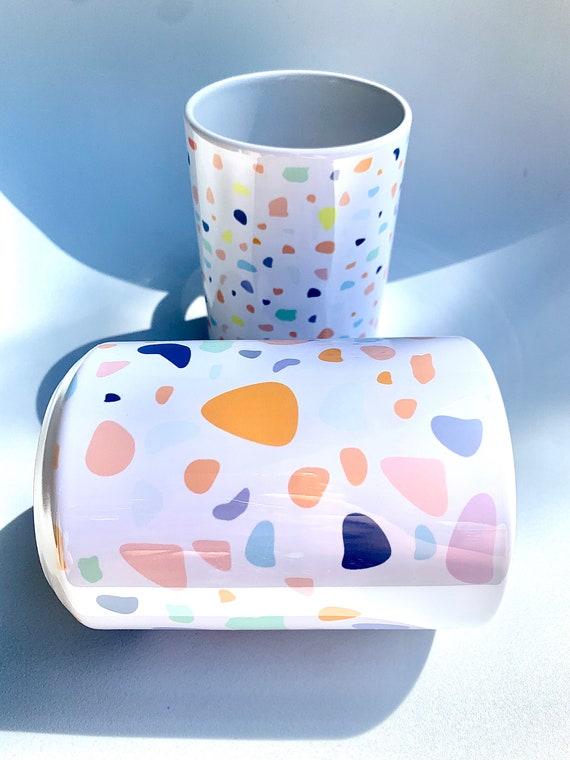 Terrazzo Coffee Mug.