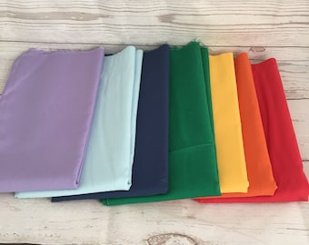 Moda Bella Rainbow | fat quarters | half metre | metre bundles