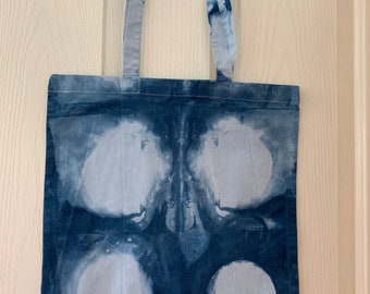 Shibori Environmental Friendly Shopping Bags | Eco Friendly | Re-useable Bags | Re-use Shopping Bags | Enviro Bag | Tie dye