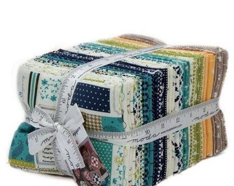 Modern Fat Quarter bundle | Sunday Supper by Sweetwater for Moda | patchwork fabric | quilters cotton |