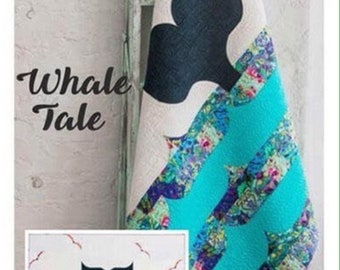 Sew Kind of Wonderful pattern | Mod Whale Tale | QCR mini | Quick Curve Ruler