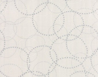 Zen Chic for Moda. Modern quilters cotton | Modern Background range | low Volume Fabric