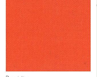 Moda Bella Solid Clementine - 9900/209 fabric