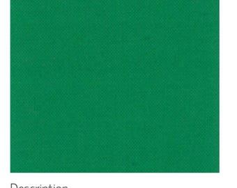 Moda Bella Solid - Emerald 9900/268 fabric