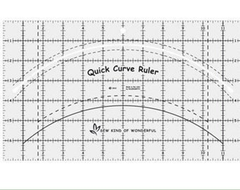 Quick Curve Ruler by Sew Kind Of Wonderful