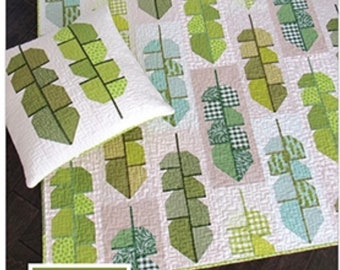 Leafy - hard copy pattern by Elizabeth Hartman