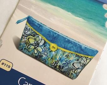Pink Sand Beach Designs - Cancun Clutch | bag pattern | purse pattern