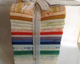 Carolyn Friedlander Fat Quarter Fabric Bundle | Robert Kaufman Fabrics