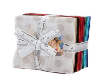 Moda Grunge Fat Quarter Fabric Bundle | Moda fabric | Spots