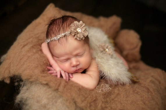 Newborn Angel Wings, Gold Glitter Baby Wing and Tie Back Set, Newborn Wing Set, Newborn Photo Prop