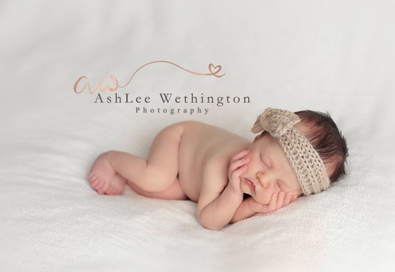 Ready to Ship, Sweet Tan Mohair Turban, Mohair Halo, Mohair Headband, Organic Headband, Newborn Photo Prop, Newborn Headband