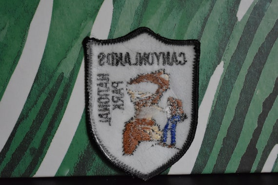 Hovenweep National Monument Canyonlands National Park Souvenir Patch