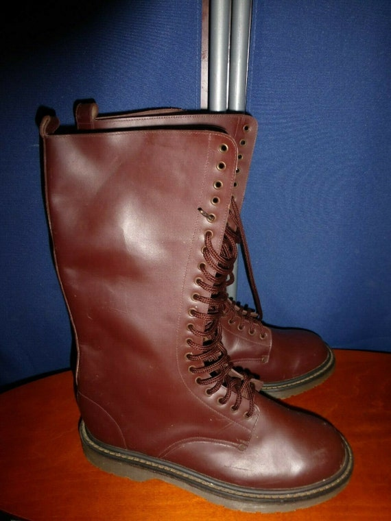 MILITARY BOOTS Air Runner Model U.S.A Oil Resistan