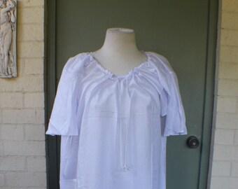 18th Century/Napoleonic/Regency Ladies Chemise linen