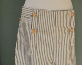Napoleonic Ticking Trousers