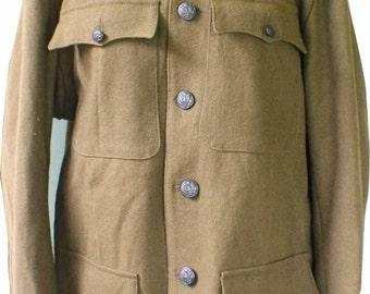 United States WW1 wool Jacket