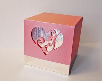 Little Gift box template