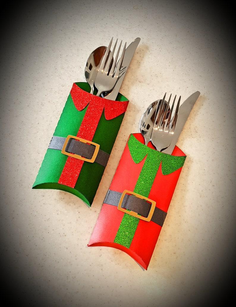 Elf Cutlery holder DIGITAL Download image 0