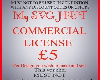 COMMERCIAL LICENSE DIGITAL download