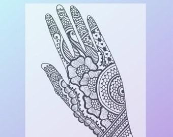 Beachcombers Tattoo eBook Henna Hand Cramping Masterpieces Design Book Intricate Henna Designs By Jody Rogers