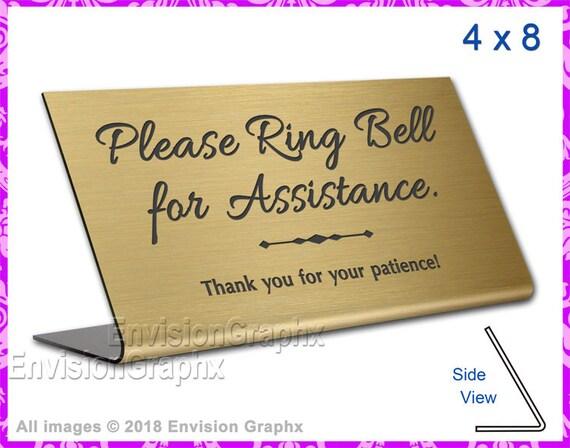 Executive personnalisé bureau nom personnalisé gravé signe nom plaque gestionnaire de bureau