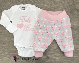 dc7904b3d Bird baby clothes