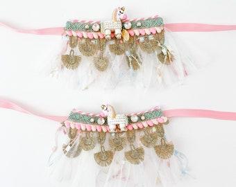 Unicorn Cuff Bracelet Set