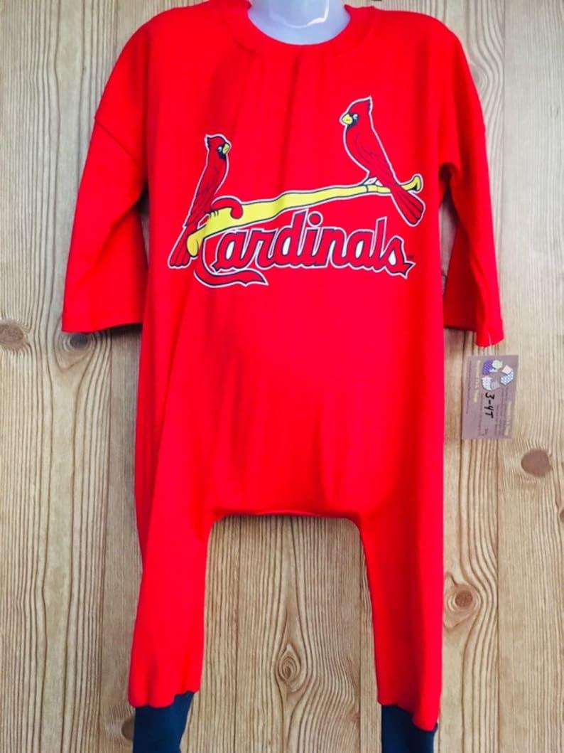 12967ffd43bc5 Cardinals Baseball Tshirt, St. Louis Cardinals, unisex romper, T-shirt  romper, Cardinals Onesie, Cardinals T-shirt, Baseball Birthday sz 3-5