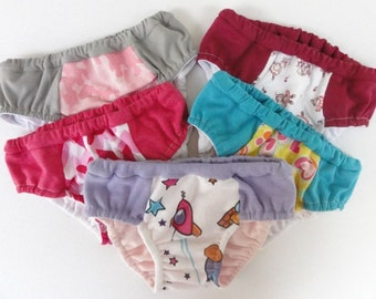 Potty training pants, 5 pack LIGHT WETTING,  for active potty training, hidden waterproof layer, Eco friendly pull ups for beginners