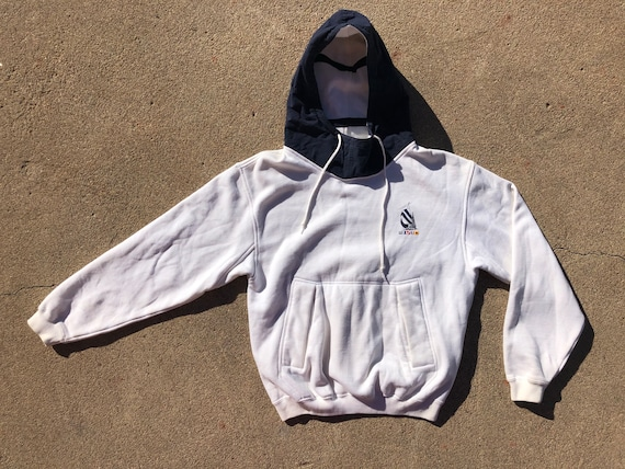 Vintage 90s Nautica Competition Sailing Hoodie