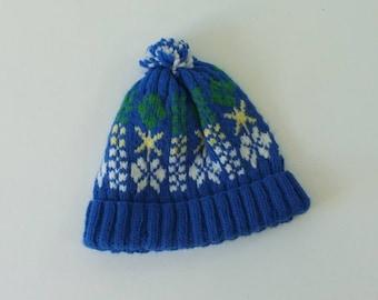 d73e3bc2d30 30% OFF SALE! vintage ski hat beanie