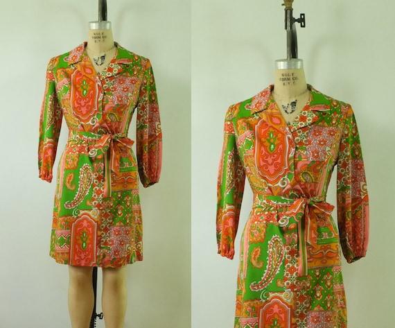 vintage 1960s dress | retro 60s dress | vintage be