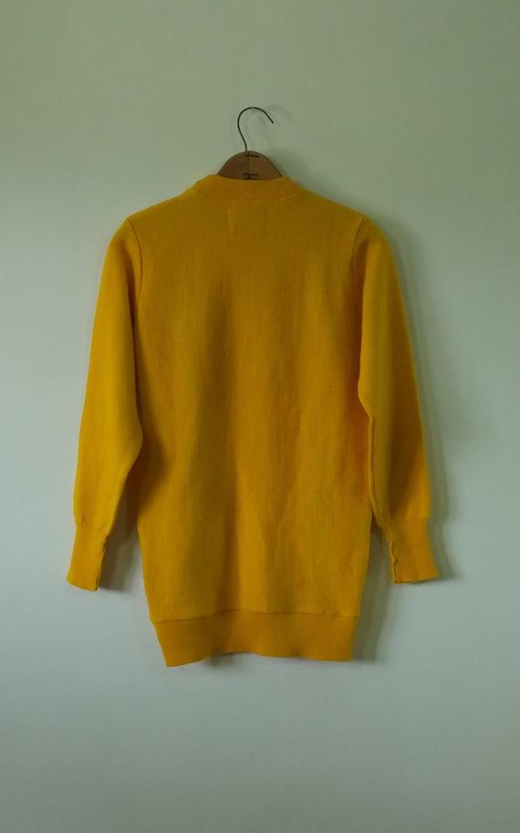 vintage varsity sweater   vintage 1950s college s… - image 8