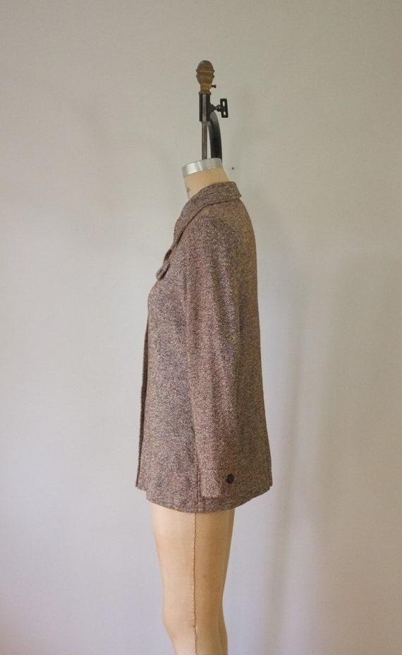 vintage 1970s shirt jacket | vintage lightweight … - image 5