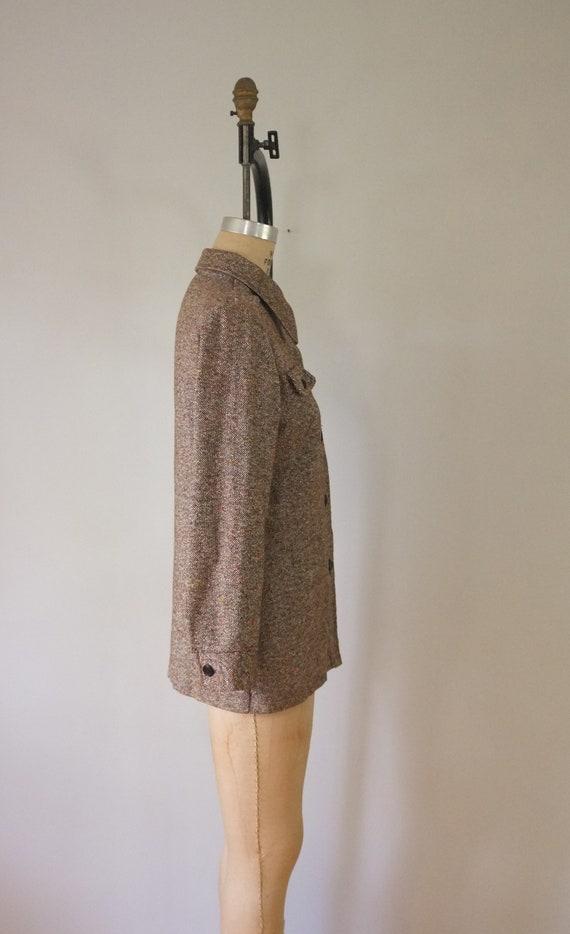 vintage 1970s shirt jacket | vintage lightweight … - image 3