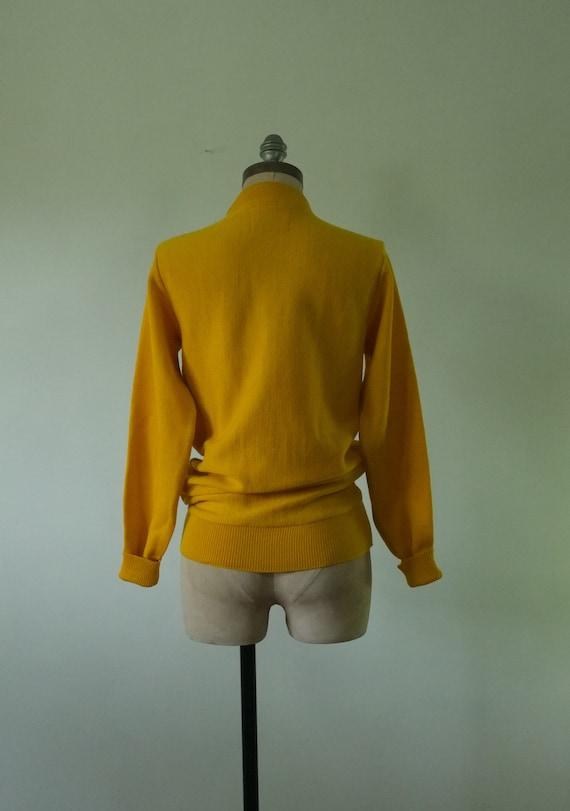 vintage varsity sweater | vintage 1950s college s… - image 5